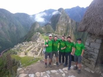 Machu Picchu trip March 01 2016-17