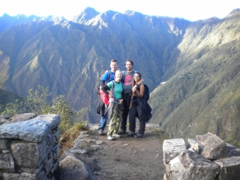 Matthew Inca Trail October 03 2016-1