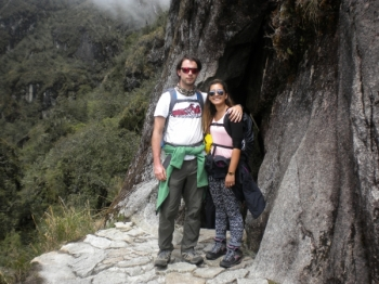 Matthew Inca Trail October 03 2016