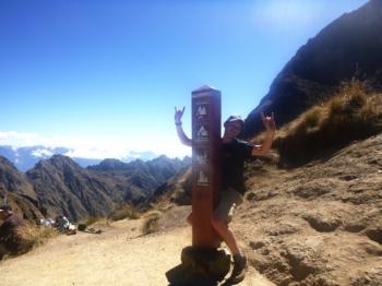 Machu Picchu vacation June 22 2016