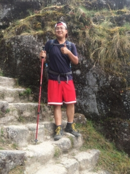 Henry Inca Trail April 29 2016-2