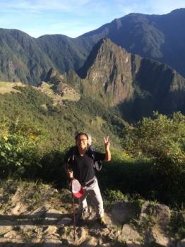 Machu Picchu travel April 29 2016