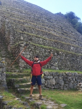 Thomas Inca Trail April 29 2016-2