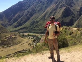 Machu Picchu vacation April 29 2016