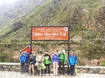 Machu Picchu vacation December 24 2015