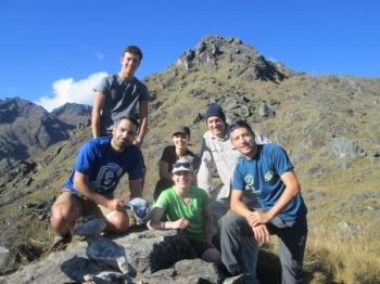 Jobin Inca Trail May 20 2016-1