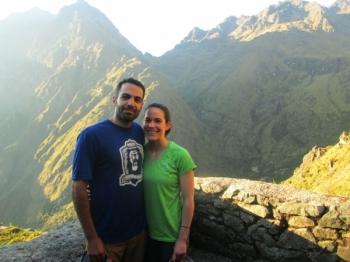 Machu Picchu vacation May 20 2016