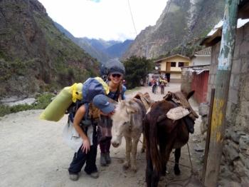 Jennifer Inca Trail March 20 2016-1