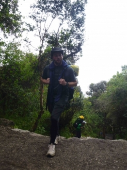 JAMES Inca Trail January 25 2016-2