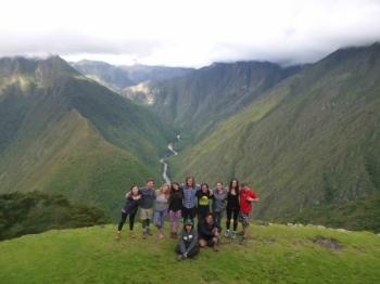 Jake Inca Trail January 14 2016