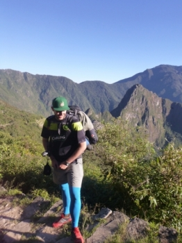 Joshua Inca Trail April 26 2016-2