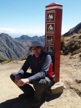 Thoams Inca Trail July 23 2016