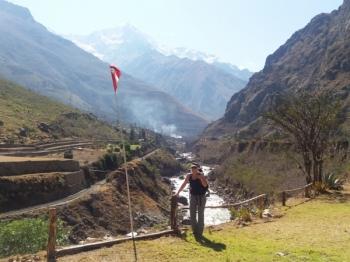 Machu Picchu vacation July 23 2016