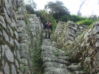Matthias Inca Trail January 17 2016-1