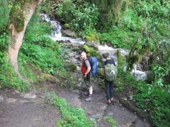 Matthias Inca Trail January 17 2016-2