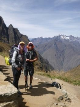 Brianna Inca Trail May 27 2016-2