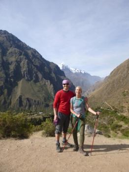 Machu Picchu trip June 01 2016