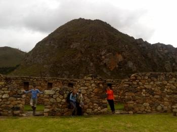 Alexandra Inca Trail March 20 2016