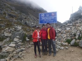 Peru travel April 11 2016
