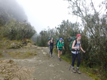 Mackenzie Inca Trail March 28 2016-1