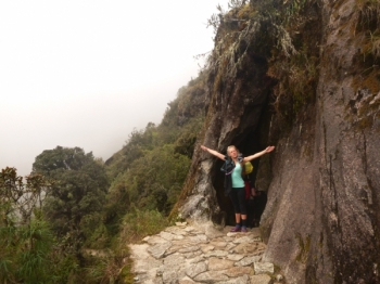 Elinor Inca Trail March 07 2016-1
