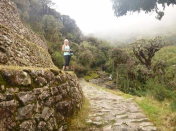 Elinor Inca Trail March 07 2016-2