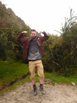 Andrew Inca Trail March 07 2016-2