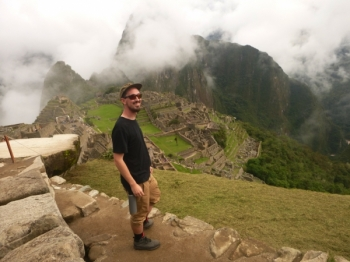 Andrew Inca Trail March 07 2016