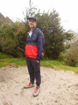 Chris Inca Trail March 07 2016-2