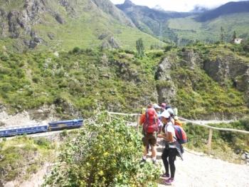 Liam Inca Trail March 22 2016