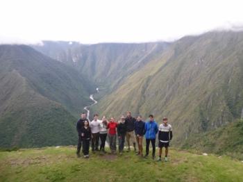 Amélie Inca Trail April 25 2016-1