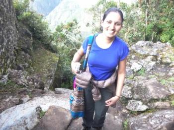 Harshini Inca Trail March 22 2016-2