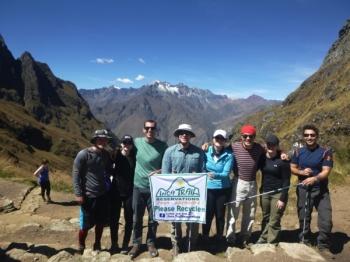 Machu Picchu trip May 29 2016