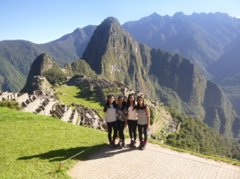 Peru travel April 30 2016