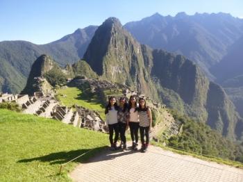 Peru travel April 30 2016