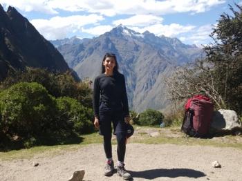 Saranya Inca Trail April 30 2016-2