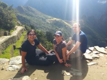 JAMIE Inca Trail April 28 2016-2