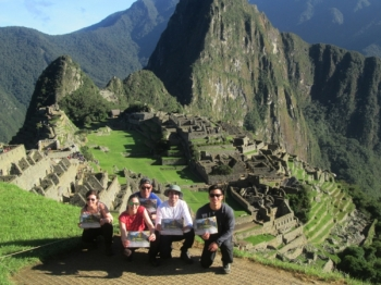 Machu Picchu travel March 25 2016