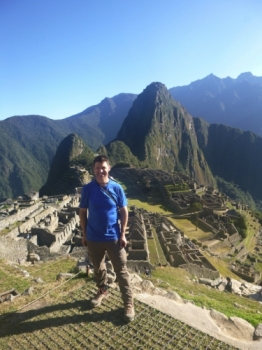 Machu Picchu vacation June 02 2016