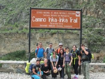 Kelome-Ramos Inca Trail January 11 2016