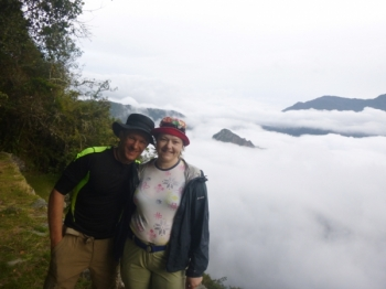 Yuliya Inca Trail June 05 2016
