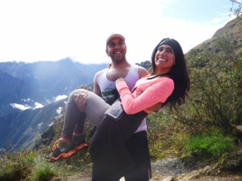 Machu Picchu trip April 16 2016