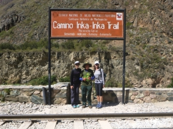 Peru vacation May 01 2016