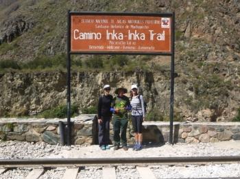 Peru vacation May 01 2016