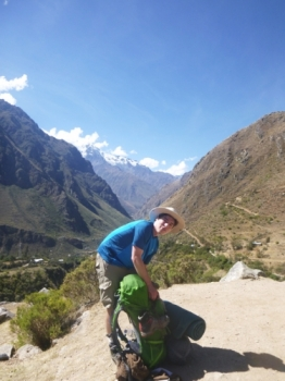 Machu Picchu vacation June 04 2016