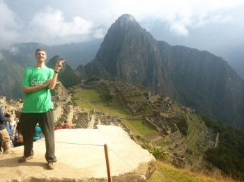 Machu Picchu vacation August 03 2016