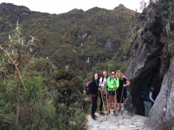 Muireann Inca Trail June 05 2016-2
