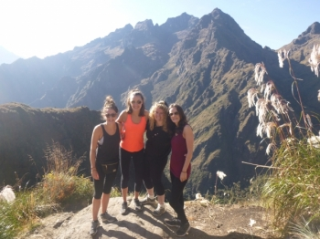 Louise Inca Trail June 05 2016-2