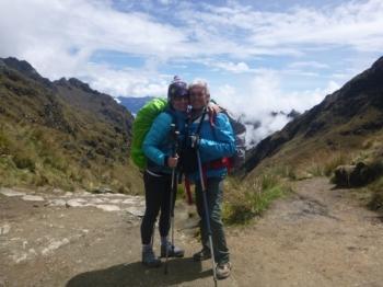 Machu Picchu trip April 21 2016