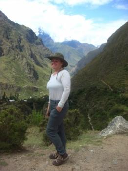 Deborah-Deanna-Stephanie Inca Trail April 22 2016-2
